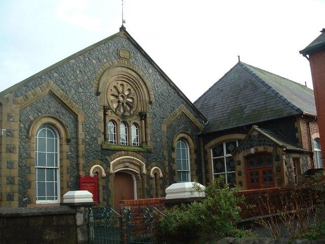 Ebenezer Chapel, Parliament Street, Rhuddlan
