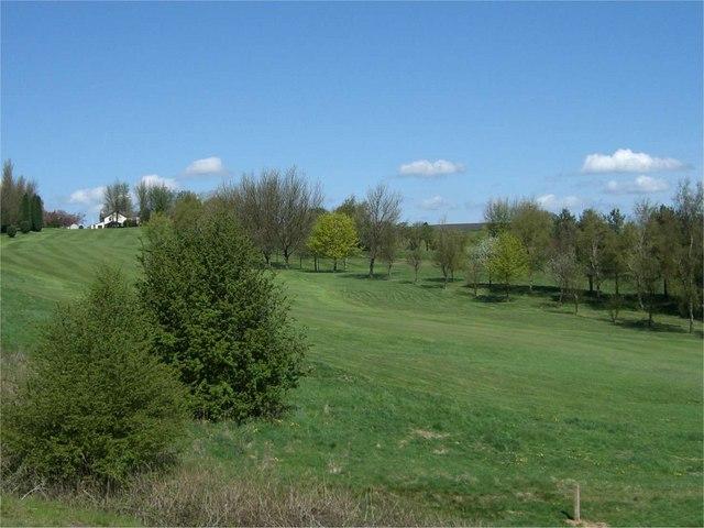 Burslem Golf Course