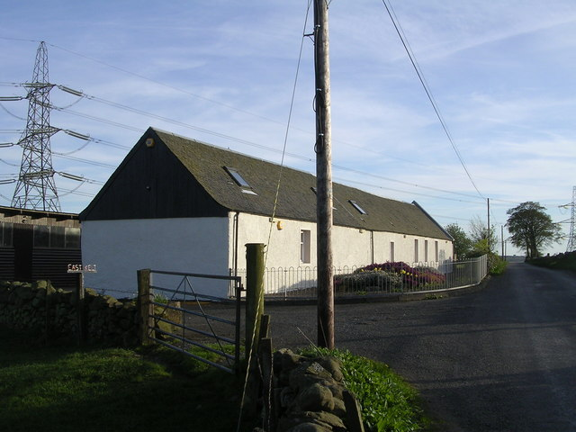 East Kelt Farmhouse