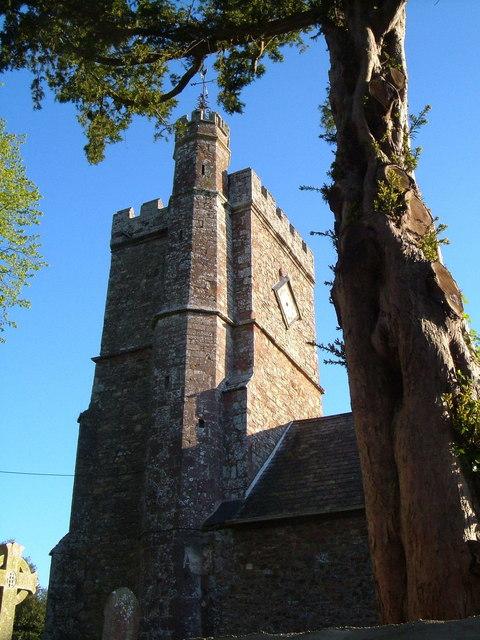 St Cyriac and St Julitta's church, Newton St Cyres