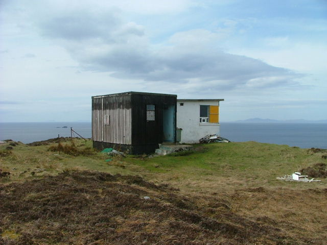 Old Coastguard Lookout Post
