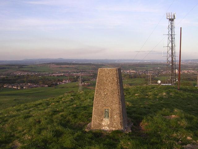 Summit of Myot Hill