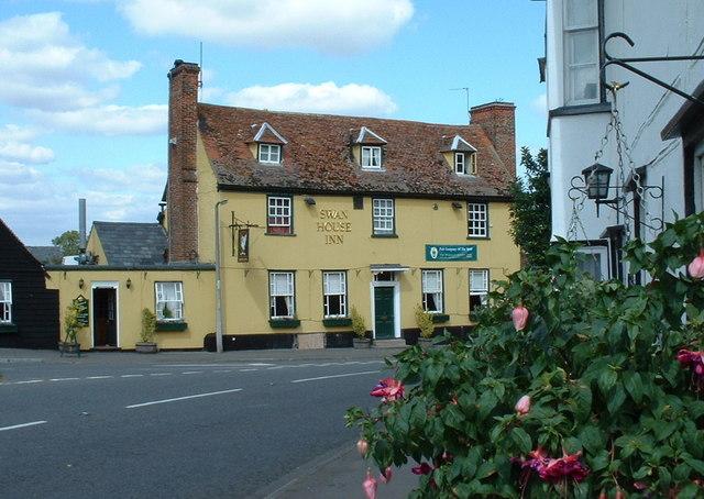 Fowlmere village, Cambridgeshire.