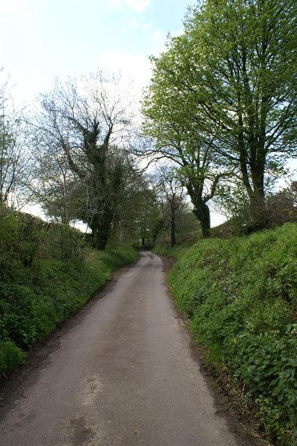 Nine Barrows Lane, Priddy