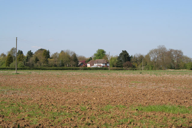 Farmland off Hill Lane near Countesthorpe