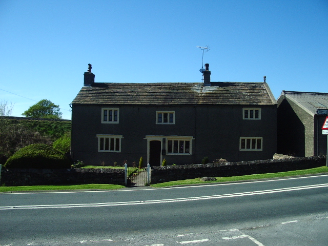 Farmhouse at Newsholme