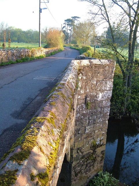 Bridge over River Creedy