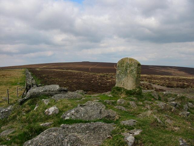 Hameldown Beacon - Dartmoor