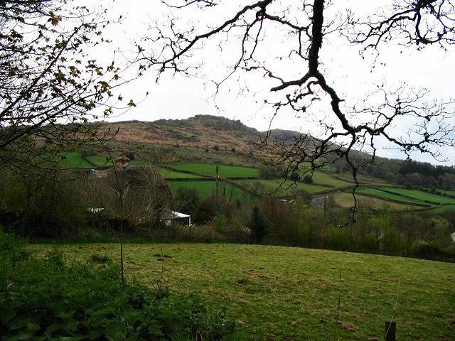 Honeybag Tor - Dartmoor