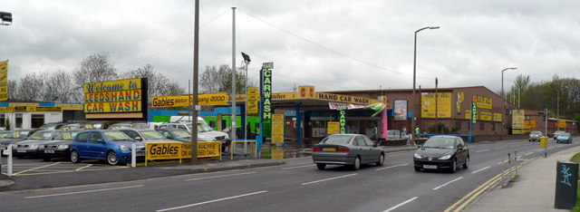 Car Wash & Car Sales, Kirkstall Road
