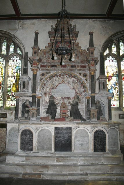 Tomb of Henry Cholmeley