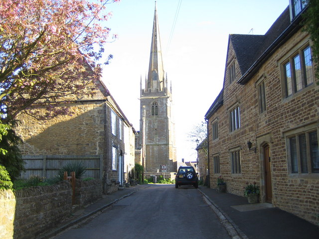 Middleton Cheney: All Saints Church