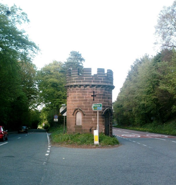 The Round Tower, Sandiway