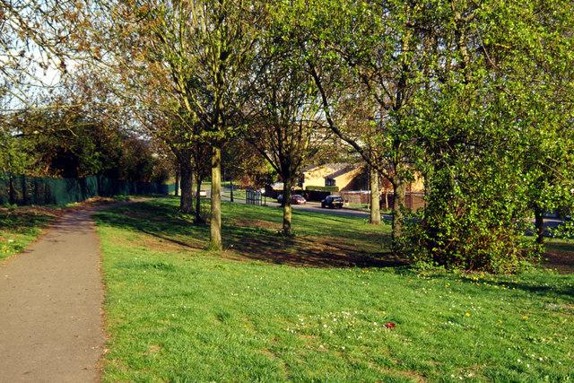 Longelandes Way, Ruscote