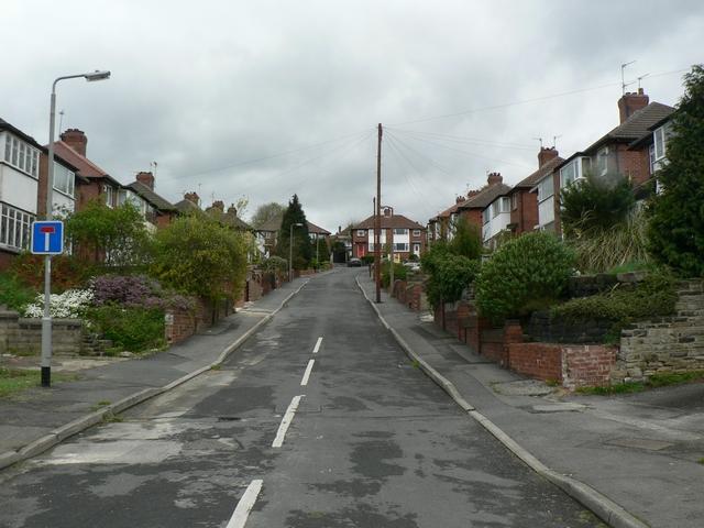 Birfed Crescent, off Kirkstall Road