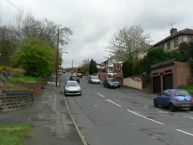 Burley Wood Mount, off Kirkstall Road