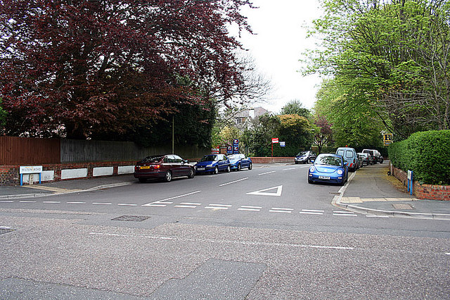 Junction: Milton Road & Portchester Road