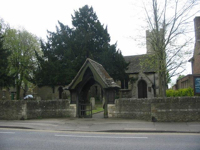 Woodston Church