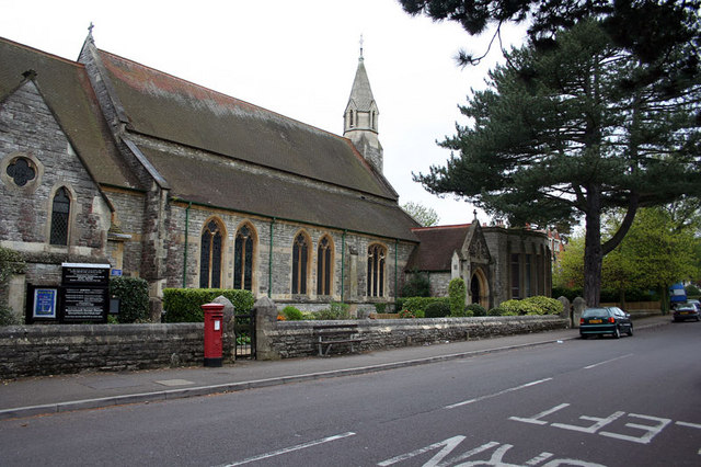 St Augustin's Church, Bournemouth