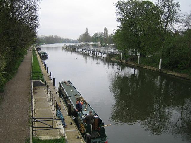 River Thames: Teddington Weir