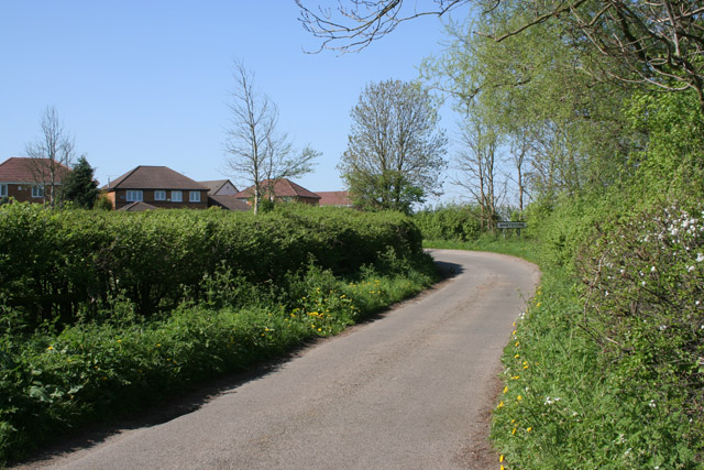 Springwell Lane, Whetstone near Leicester