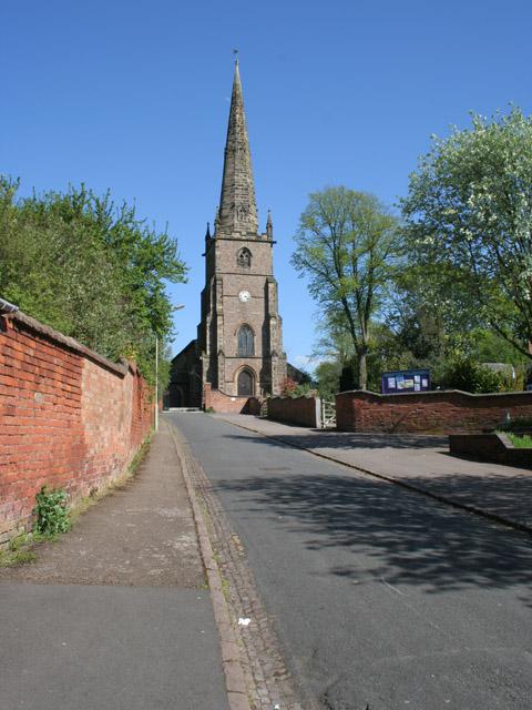 St Peter's Church, Whetstone near Leicester