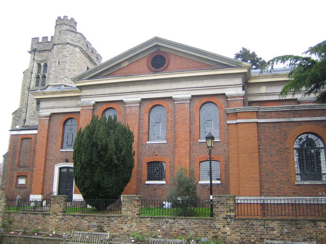 Twickenham: St Mary's Church