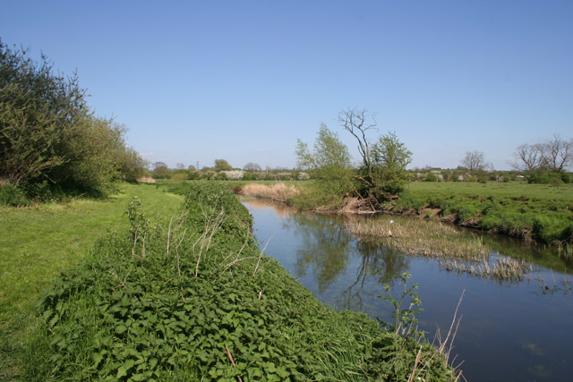 The River Soar near Enderby