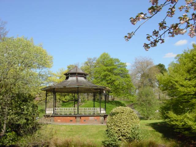 Bandstand, Sefton Park