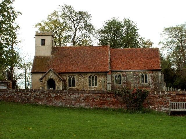 St. Ethelbert and All Saints church, Belchamp Otten, Essex