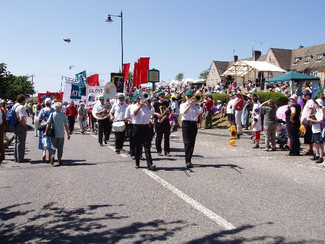 Tolpuddle Martyrs Day 2005