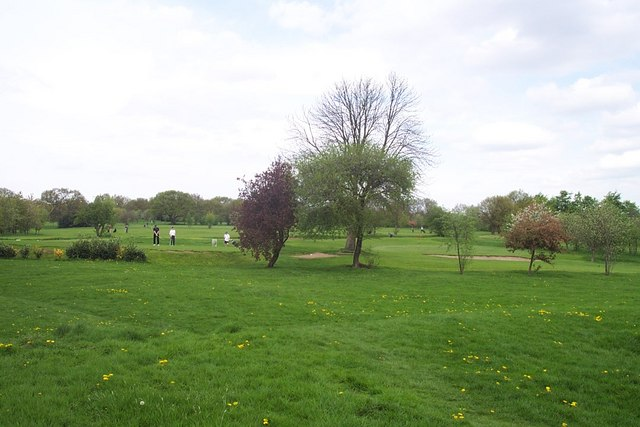 Cannock Park Golf Course