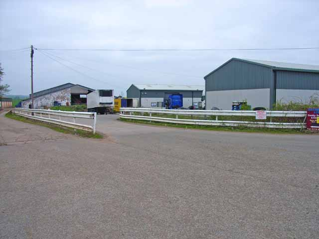 Culmore Trading Estate, near Sandhead