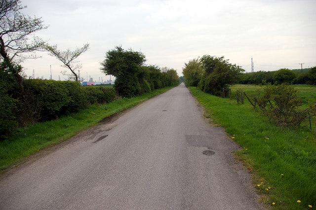 Station Lane