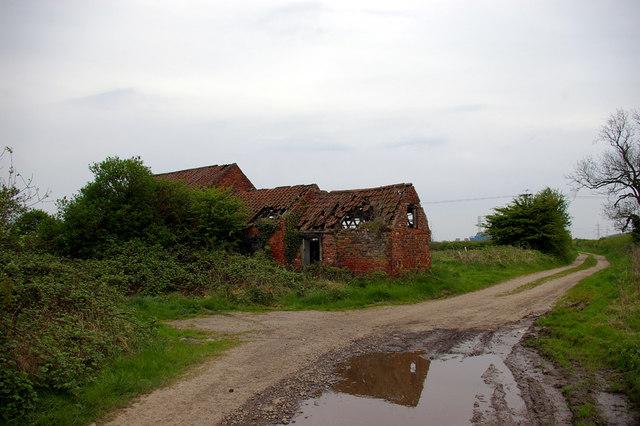 Scrub Lane, East Halton