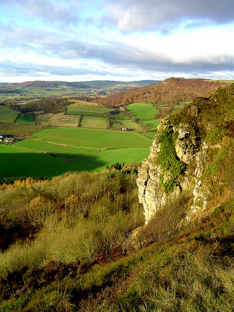 Views from Roulston Scar