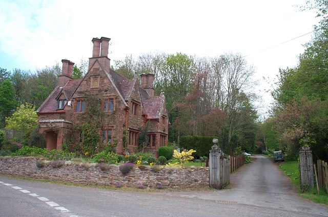 South Lodge, Hestercombe Estate, Cheddon Fitzpaine