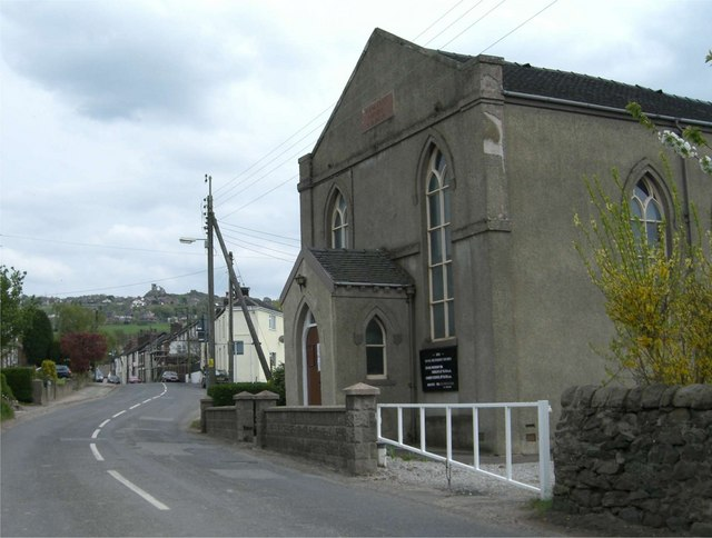 Bank Wesleyan Chapel