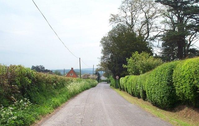 Sidbrook, near Monkton Heathfield
