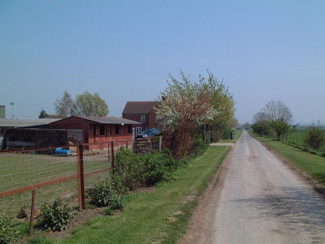 Near Crowle Hill