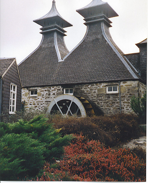 Strathisla Distillery, Keith.