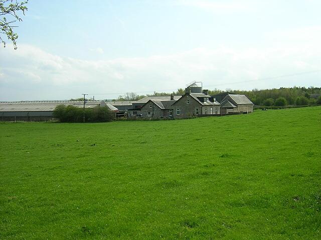 Over Dalserf Farm, Ashgill