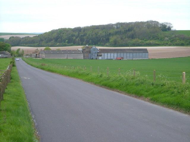 Down Barn
