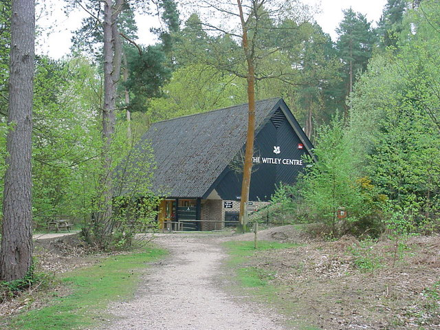 Witley - Witley Common Visitors Centre