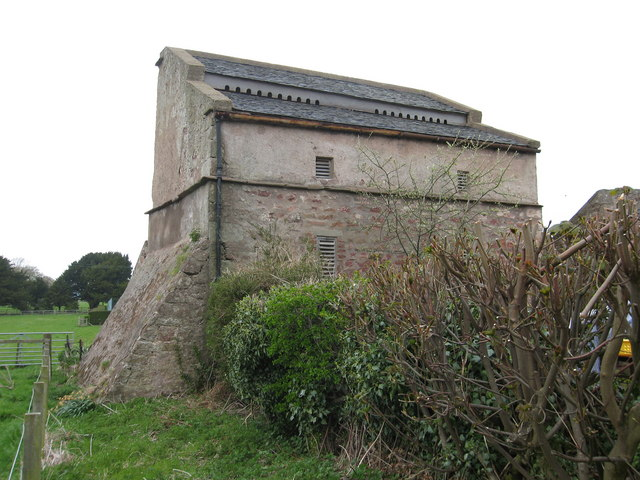 Lectern Doocot at Ruchlaw, near Stenton