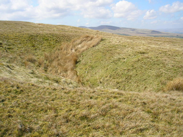 Shakehole on Little Fell