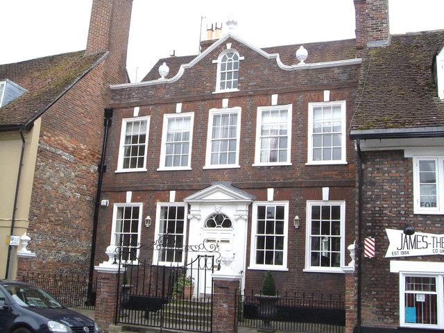 Eastway House, Blandford Forum