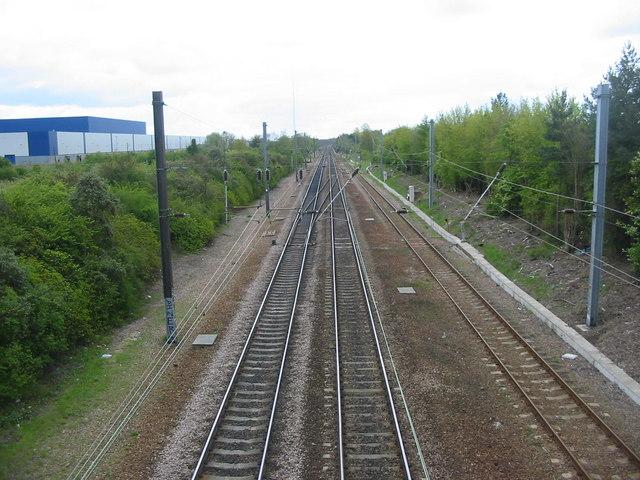Fletton Branch Junction