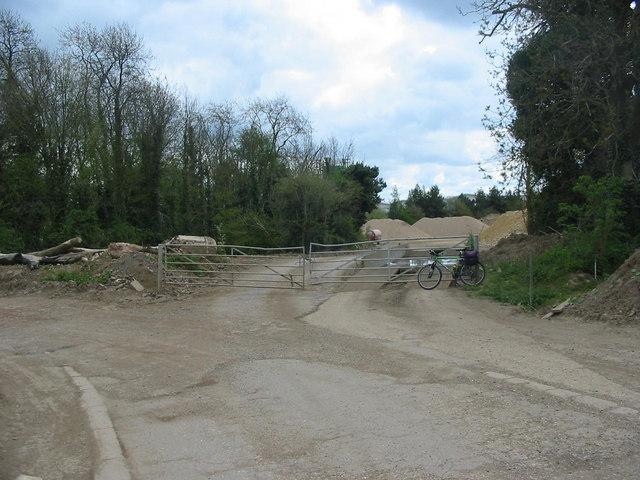 Site of Fletton Brickworks