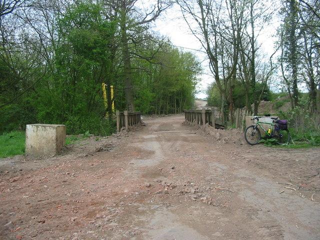 Quarry Tracks